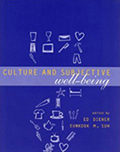 Buchcover Ed Diener, Eunkook M. Suh (Hrg.): Culture and Subjective Well-Being (Well-Being and Quality of Life) (engl.)